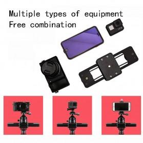 ASHANKS Carbon Fiber Slider Focus Track for DSLR & Smartphone - YF-6 - Black - 5