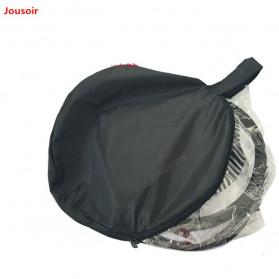 Jousoir Striped Reflektor Cahaya Studio Foto 80CM - CD50-T03 - Black - 4