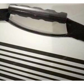 Jousoir Striped Reflektor Cahaya Studio Foto 80CM - CD50-T03 - Black - 5