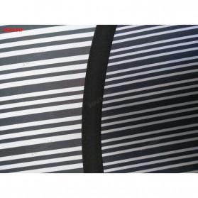 Jousoir Striped Reflektor Cahaya Studio Foto 80CM - CD50-T03 - Black - 6