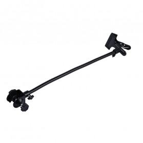 CY Clip Clamp Background Holder Flexible Arm Photo Studio - C5016 - Black - 6
