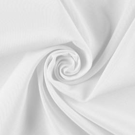 Ambitful Kain Backdrop Studio Fotografi Cotton Textile Muslin Cloth 300 x 300 cm - B29 - White - 1