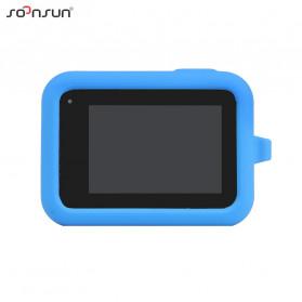 SOONSUN Silicone Protective Case Bumper for GoPro Hero 8 - SON-801 - Black - 5
