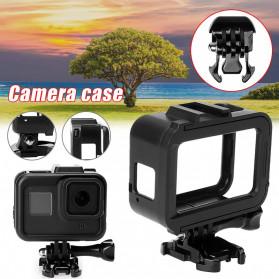 Centechia Frame Housing Case Bumper for GoPro Hero 8 - CH-801 - Black