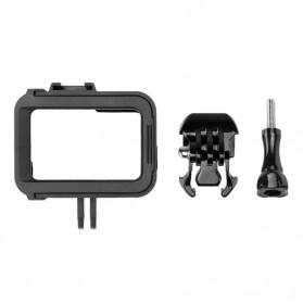 Centechia Frame Housing Case Bumper for GoPro Hero 8 - CH-801 - Black - 8