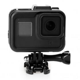 Centechia Frame Housing Case Bumper for GoPro Hero 8 - CH-801 - Black - 9