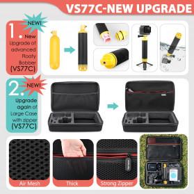 Vamson Aksesoris Kamera Aksi Full Set GoPro Xiaomi Yi - VS77C - 2