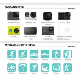 Vamson Aksesoris Kamera Aksi Full Set GoPro Xiaomi Yi - VS77C - 5