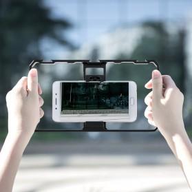 U-Rig Smartphone Handheld Rig Stabilizer Cage Aluminium - PC06 - Black - 7