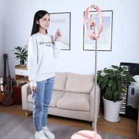 Jinyufeng Lampu Halo Ring Light LED Kamera Wired 336 LED 29cm with 1xSmartphone Holder - Y2 - Black - 3