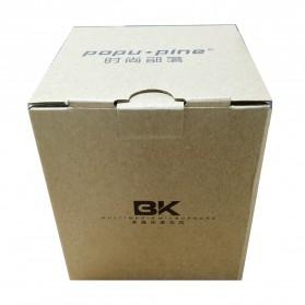 Popupine Studio Stereo Recording Microphone 360 Degree Rotation 3.5mm - SF300 - Black - 8
