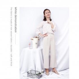 Ambitful Kain Backdrop Studio Fotografi Cotton Textile Muslin Cloth 150 x 200 cm - B29 - Red - 3