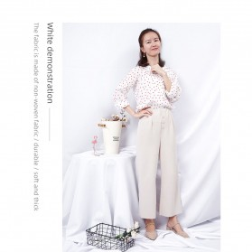 Ambitful Kain Backdrop Studio Fotografi Cotton Textile Muslin Cloth 200 x 200 cm - B29 - Red - 4