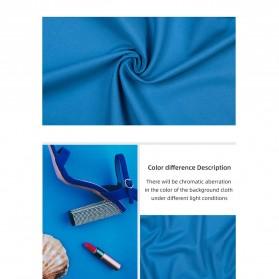 Ambitful Kain Backdrop Studio Fotografi Cotton Textile Muslin Cloth 200 x 200 cm - B29 - Red - 6