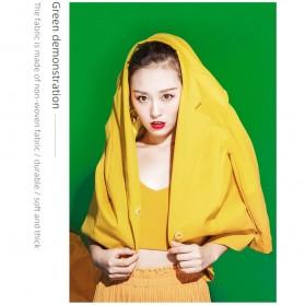 Ambitful Kain Backdrop Studio Fotografi Cotton Textile Muslin Cloth 200 x 200 cm - B29 - Red - 7