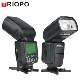 TRIOPO Camera Flash Speedlite TTL High Speed Sync - TR-988 - Black
