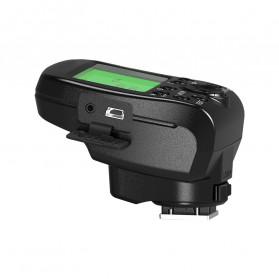 TRIOPO Wireless Flash Trigger Dual TTL WIdescreen LCD 1/8000s HSS - G1 - Black - 6