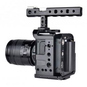 YELANGU Camera Cage Rig Stabilizer for Z CAM E2 - C11 - Black - 2