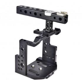 YELANGU Camera Cage Rig Stabilizer for Z CAM E2 - C11 - Black - 4