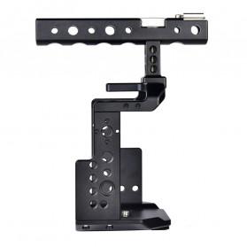YELANGU Camera Cage Rig Stabilizer for Z CAM E2 - C11 - Black - 5