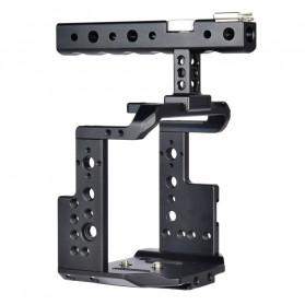 YELANGU Camera Cage Rig Stabilizer for Z CAM E2 - C11 - Black - 9