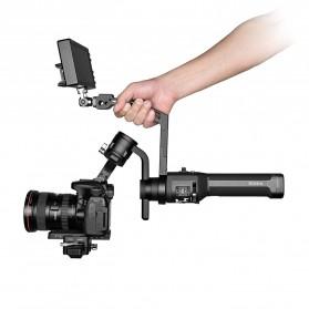 Yelangu Handle Grip for DJI Ronin S 3-Axis Gimbal Stabilizer - A67 - Black - 4