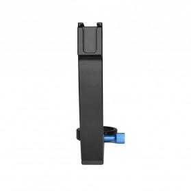 Yelangu Handle Grip for DJI Ronin S 3-Axis Gimbal Stabilizer - A67 - Black - 5