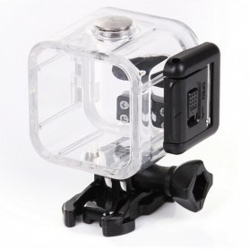 Waterproof Case 45m for GoPro Hero 4 Session & 5 Session - XZR - Black
