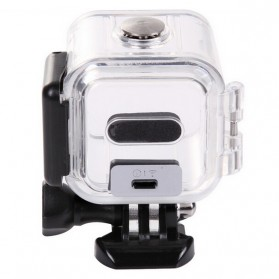 Waterproof Case 45m for GoPro Hero 4 Session & 5 Session - XZR - Black - 2