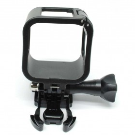 Bumper Case Side Frame for GoPro Hero 4 Session - Black - 2
