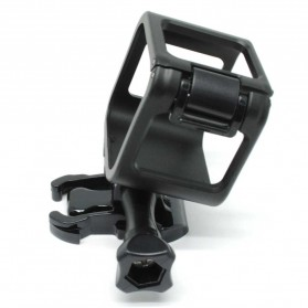 Bumper Case Side Frame for GoPro Hero 4 Session - Black - 3