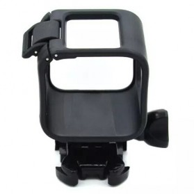 Bumper Case Side Frame for GoPro Hero 4 Session - Black - 4