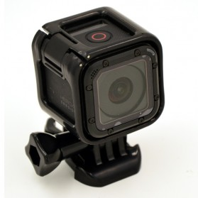 Bumper Case Side Frame for GoPro Hero 4 Session - Black - 5