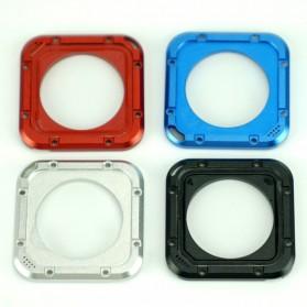 Aluminium Replacement Lens Kit for GoPro Hero 4 Session - Black - 2