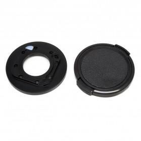 Frame Adapter Ring for CPL / UV Lens GoPro Hero 4 Session - Black - 1