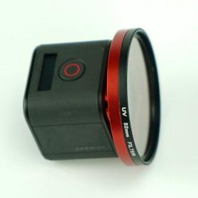 Frame Adapter Ring for CPL / UV Lens GoPro Hero 4 Session - Black - 6