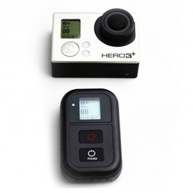 GoPro Wireless Remote Control (OEM) - Black - 3