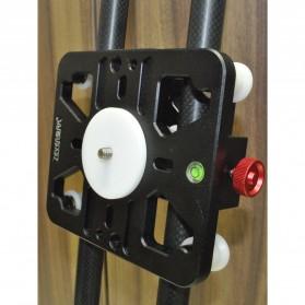 Sevenoak Carbon Fiber Slider Light 80cm - SK-CFS80 - Black - 7