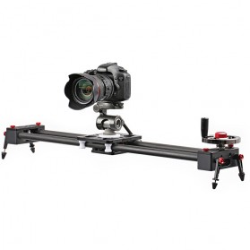 Sevenoak Carbon Fiber Cam Slider 80cm - SK-TXS80 - Black