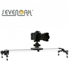 Sevenoak Heavy-Duty Cam Slider 100cm - SK-HD100 - Silver