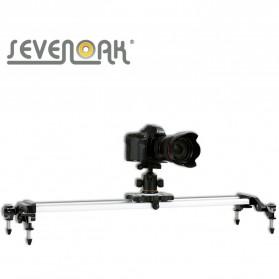 Sevenoak Heavy-Duty Cam Slider 120cm - SK-HD120 - Silver
