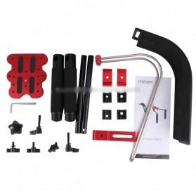 Sevenoak Shoulder Support Rig Pro - SK-R06 - Red - 8