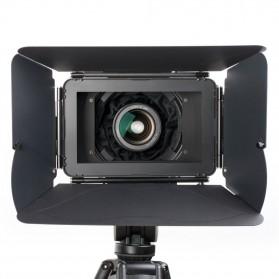 Sevenoak Profesional Lens Hood Kamera DSLR Matte Box Pro - SK-MB4 - Black