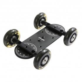 Sevenoak Scaled Camera Dolly - SK-DW03 - Black