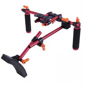 Sevenoak Adjustable Shoulder Rig - SK-R05 - Black - 1