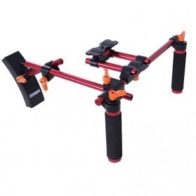 Sevenoak Adjustable Shoulder Rig - SK-R05 - Black - 2