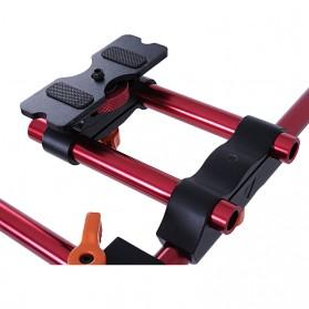 Sevenoak Adjustable Shoulder Rig - SK-R05 - Black - 3