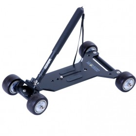 Sevenoak Skater Cam Dolly - SK-DW01 - Black