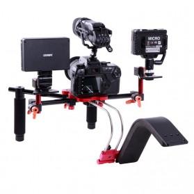Sevenoak Shoulder Support Rig Pro - SK-R01P - Black - 5