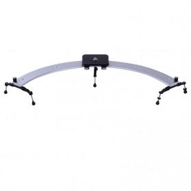 Sevenoak Curved Slider - SK-CS01 - Silver